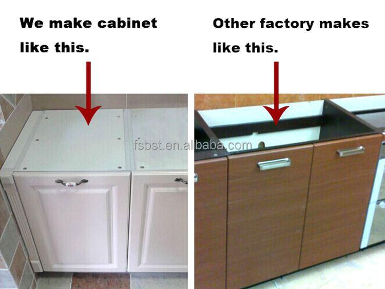 Modern Kitchen Cabinet Prices Aluminum Kitchen Furniture Modern Modular  Kitchen Factory Prices