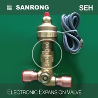 SEH-12.5 ETS 12.5 12.5B Bi-Flow Expansion Valve R410a, Electronic Expansion Valve for Refrigeration Air Conditioning