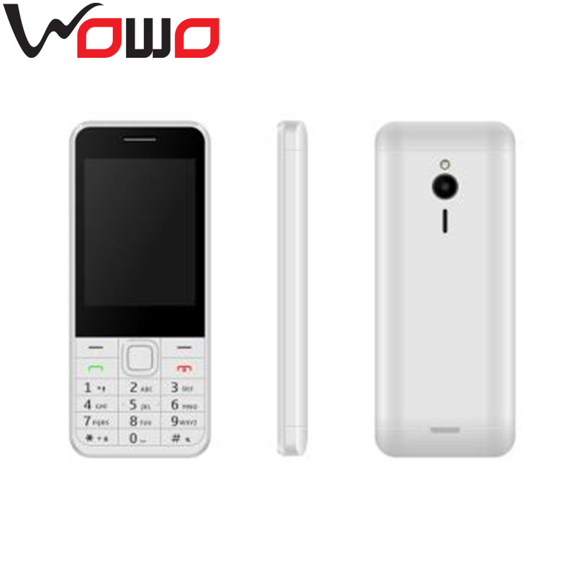 2.8 inch QVGA color screen 32+64MB inner memory super durable GPRS&WAP bar cell mobile phone
