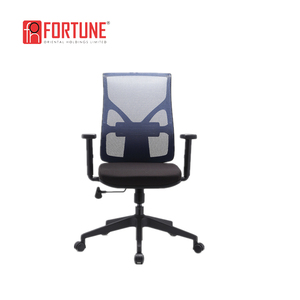 Foshan high quality office cubicle furniture lift office chair with wheels reclining computer chair(FOH-M5BB)