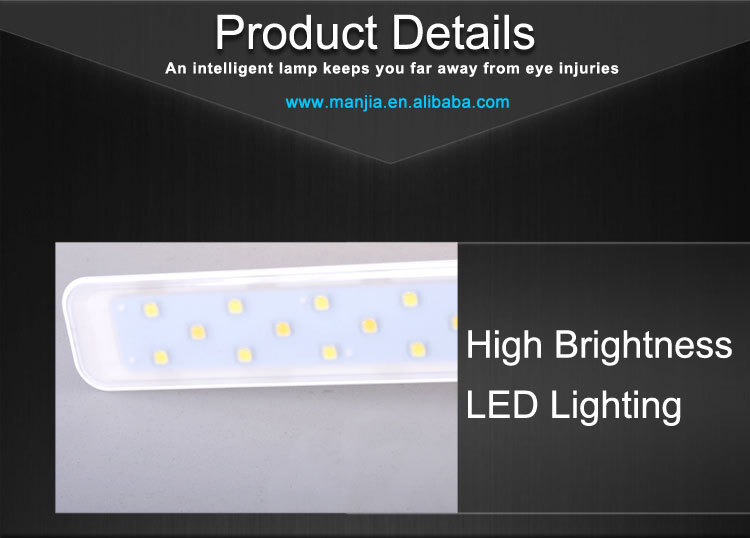 2016 Eye Protect Dimmable Led Rope Light Foldable Lamp Dimmable ...