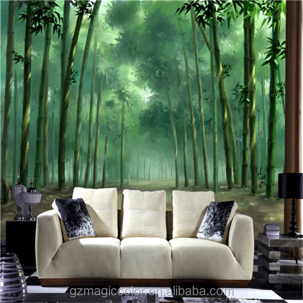 painting interior bamboo wallpaper catalogue