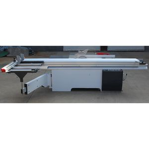 Full Atomatic Woodworking Sliding Table Panel Saw Machine