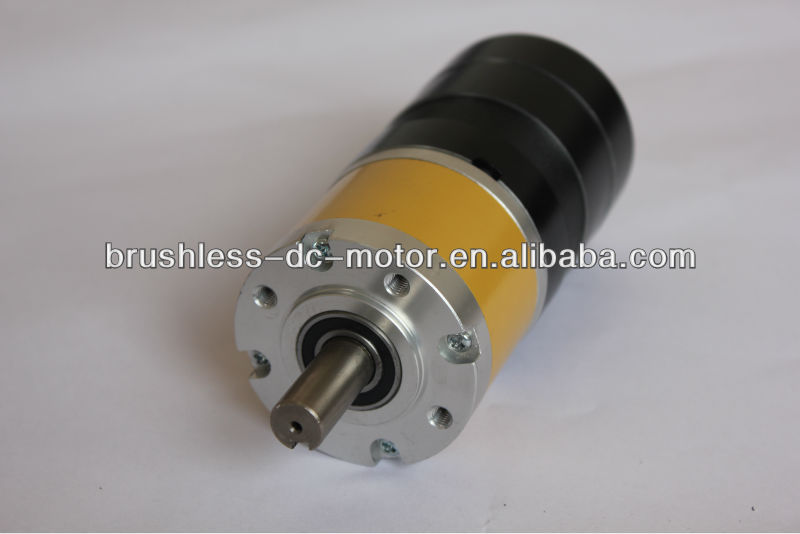 High torque 24v 12v brushless dc planetary gear micro motor