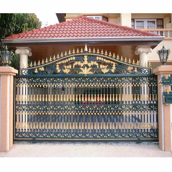 Sample gate design house - Home design and style