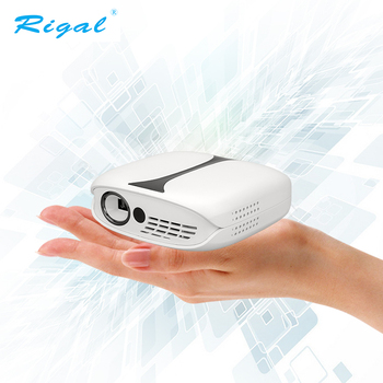 New Arrive Portable 1000 Lumens DLP Projector Home Theater LED WIFI Projector