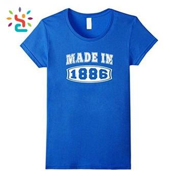 31cc9a4a Cheap high quality t shirt royal blue t shirts in china custom logo 50%  Spandex