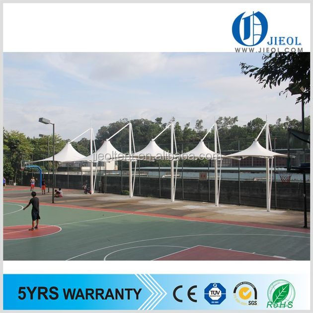 Top grade latest product tensile fabrics enhance architecture