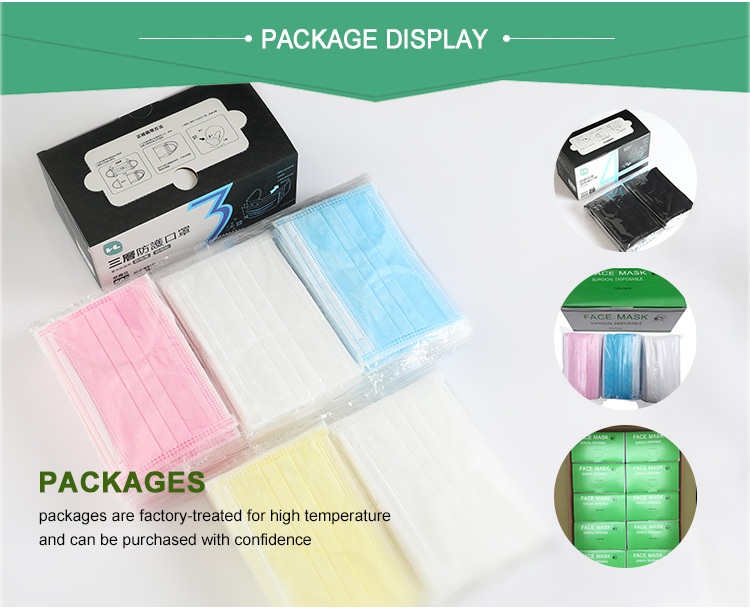 Cheap Face Mask Anti Dust Mask Disposable Face Mask