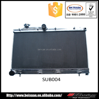 All Aluminium Auto car Radiator for Subaru impreza WRX sti 2008+