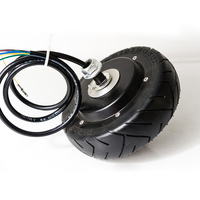 Electric bike kit self-balancing car 10000w hub motor