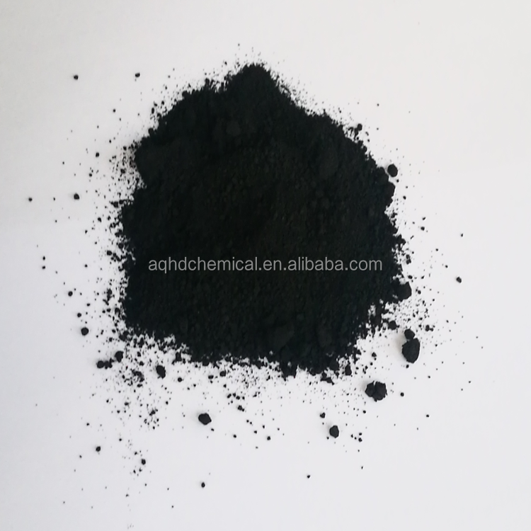 High quality fe2o3 Iron Oxide Black Pigments for Paint/Paper/Cosmetics