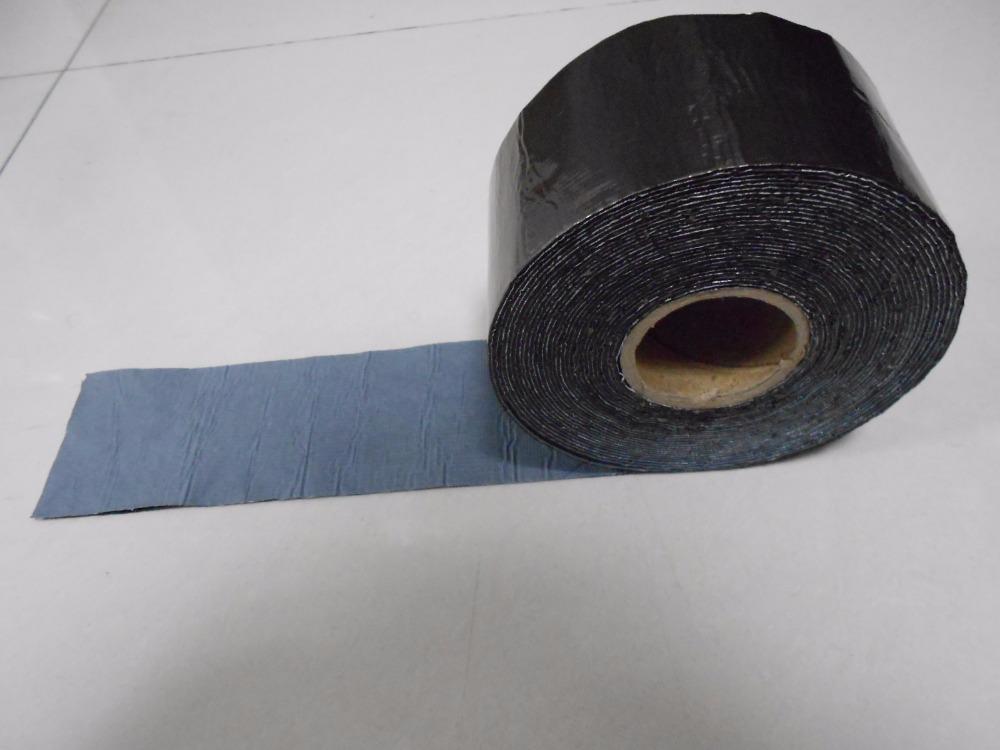 Asphalt Tape Aluminium Self Adhesive Bitumen Roof