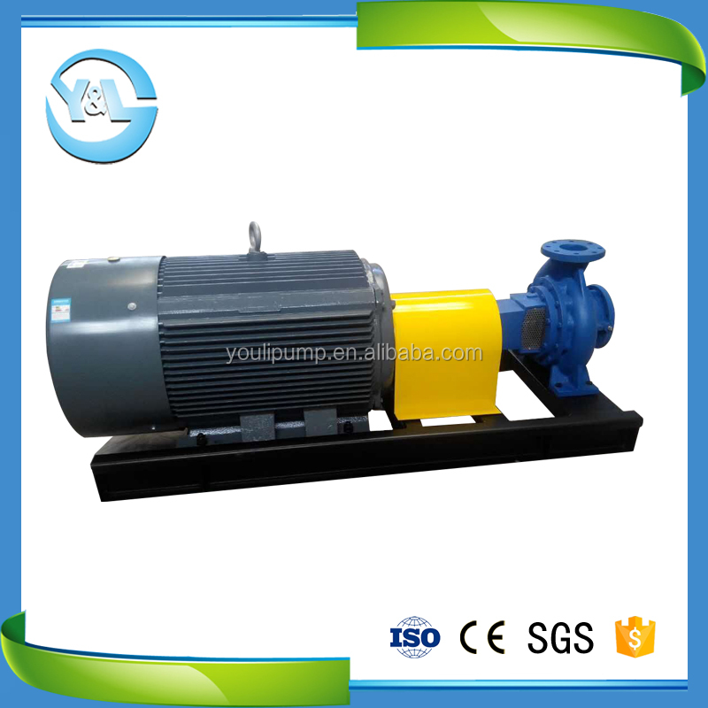 7.5 hp electric driven centrifugal vane pump