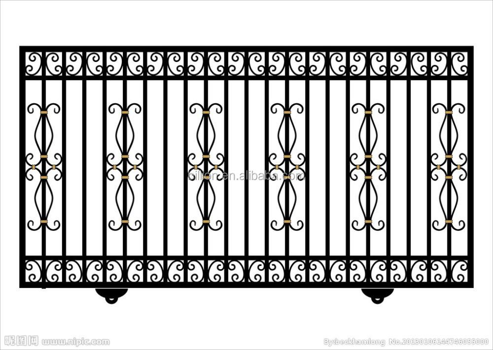 Good Quality Steel Sliding Gate Design