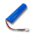 Li-ion battery cell 2600mAh rechargeable lithium 18650 battery