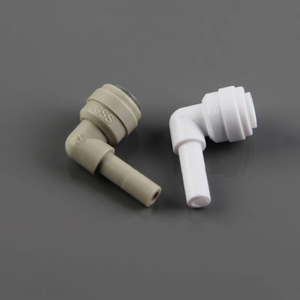 Universal High quality conduit fitting water purifier clamp PVC quick connector 2 points pipe fittings