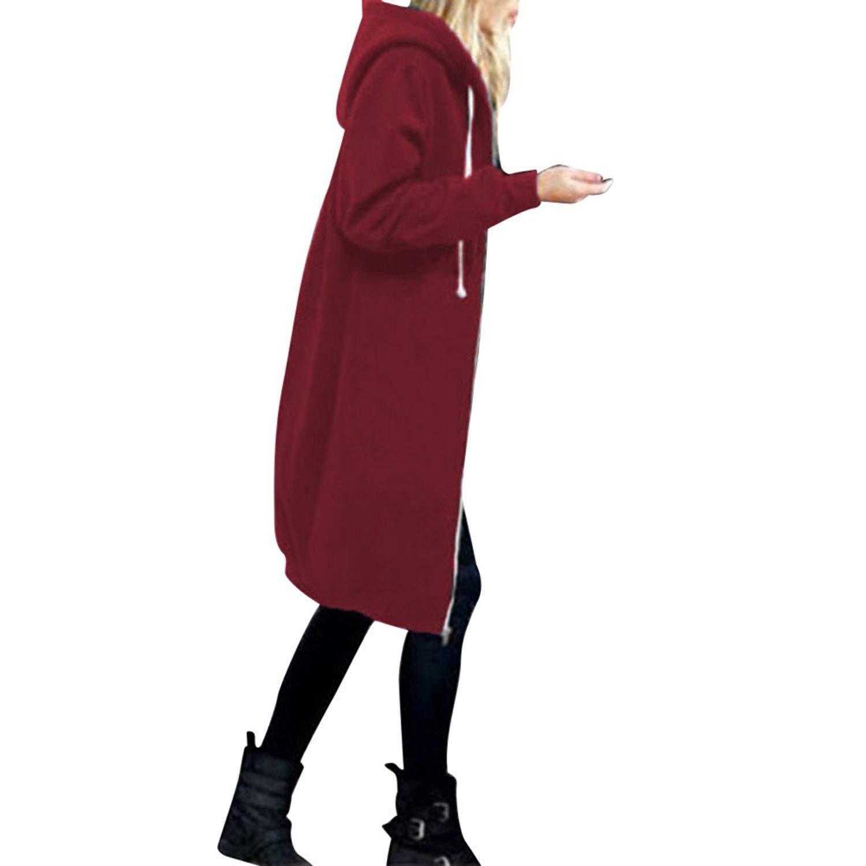 4f5491c02ee4 Get Quotations · POTO Women Coats Plus Size Clearance