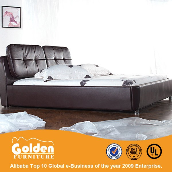 Classical design Best Selling crocodile leather bed (G872)