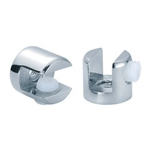 3 size types metalen plank clips voor glas board/glasklemmen