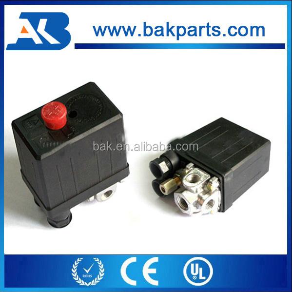 Switch de presión para compresor de aire