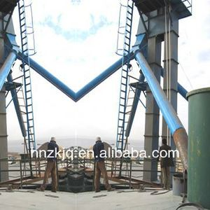 Heavy-duty Vertical Grain Bucket Elevator for Agriculture Industry