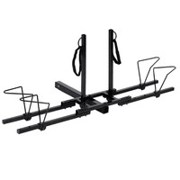 RACK-A14, Heavy Duty 2 Bike Bicycle rack/hitch mount carrier