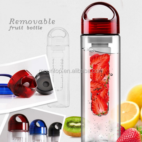 2015new products lemon water bottle juice source fruit infuser water