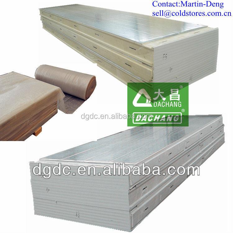 Freezer room floor insulation gurus floor for Cold floor insulation