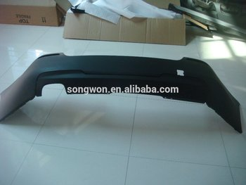 Car Accessories For Bm W E90 M Tech Style Rear Bumper Buy Pp Materail Rear Bumper For Bm W E90 M Tech B W E90 M Tech Rear Bumper B Mw E90 Changed