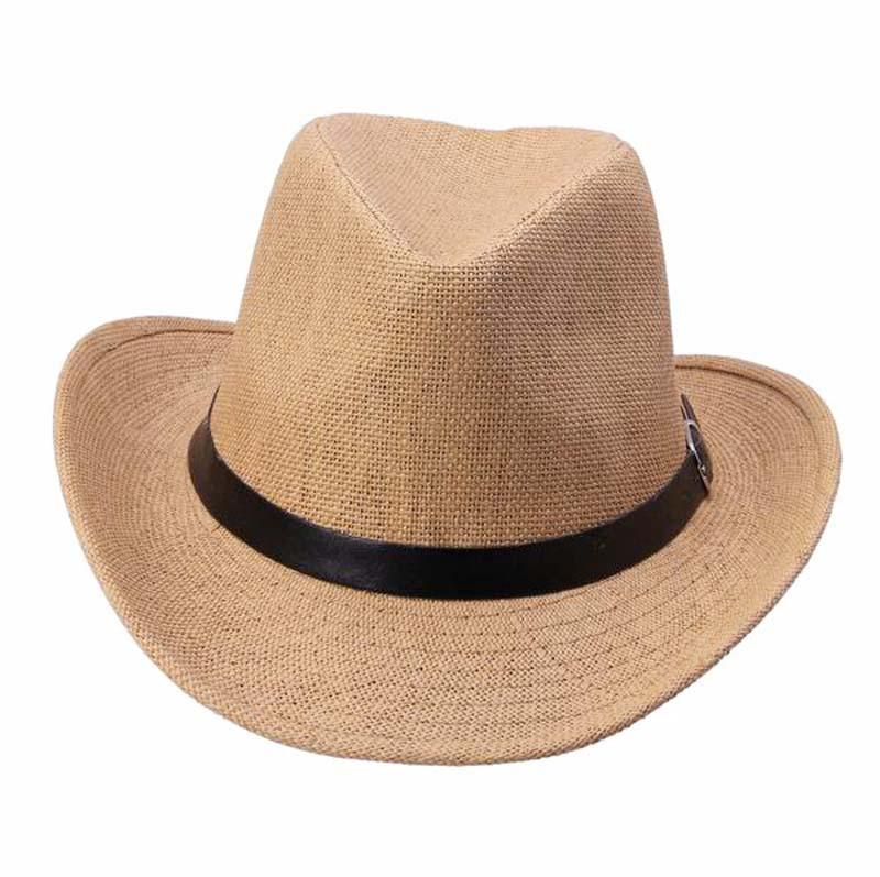 6 Colors 2015 New Fashion Summer Autumn Spring Sun Hat Cowboy e4cdb395862f