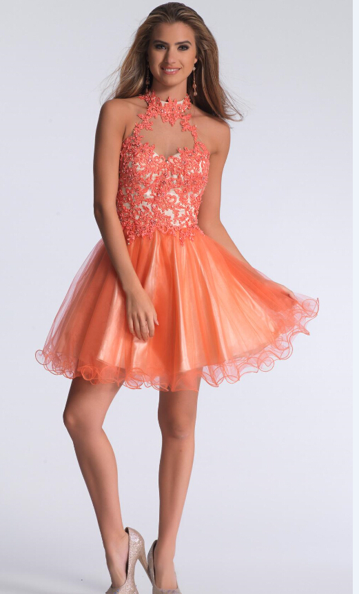 8cc546cfd6f CORAL HOMECOMING DRESSES - Omenas Benen