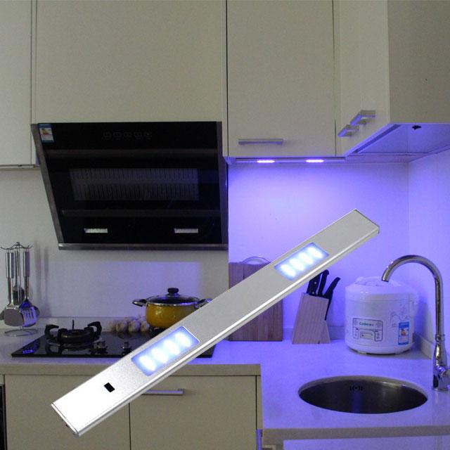 โปรไฟล์อลูมิเนียม LED ทันตกรรม UV T209