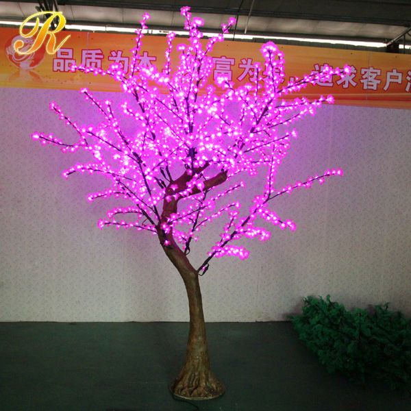 Brand new fiber optic led christmas tree