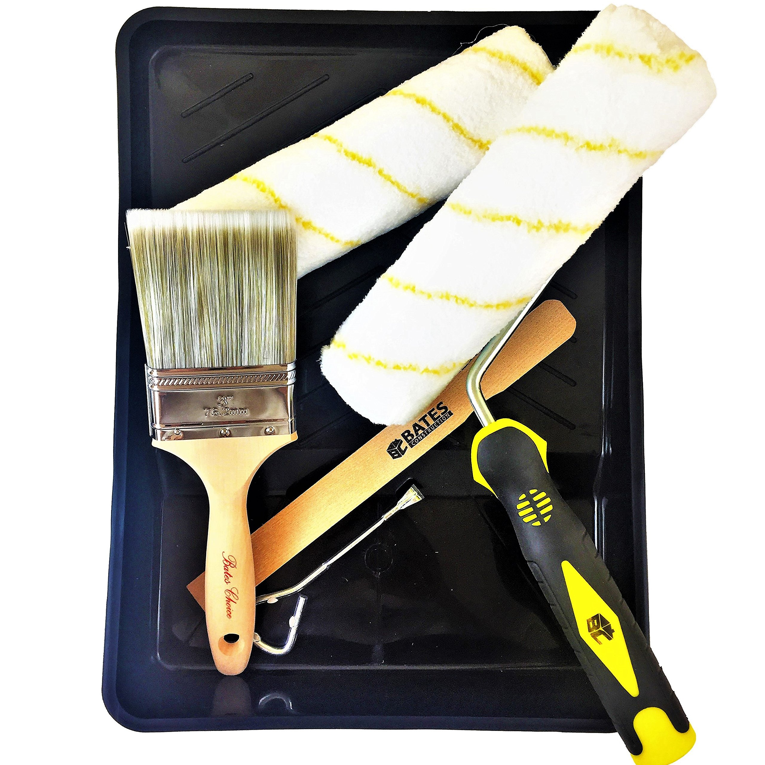 Buy Bates - Paint Roller, Paint Brush, Paint Tray, Roller
