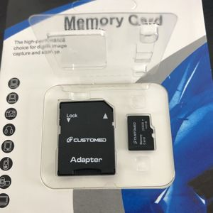 Mobile Phone SD TF Memory Card Class10 Custom CID SD Card 32GB Memory TF/SD Card with Retail Package