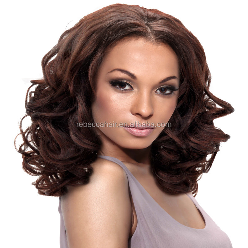 Rebecca Magic Cloris Cheap Synthetic Curly Hair Extensions For Sale