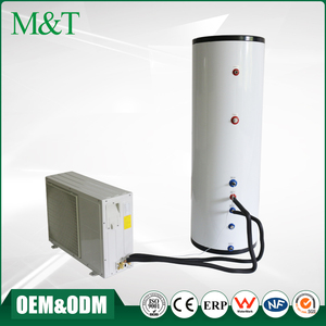 Quality Certified Domestic Hot Water Heater Design Heat Pump Tank Air-Water All In One Heat Pump