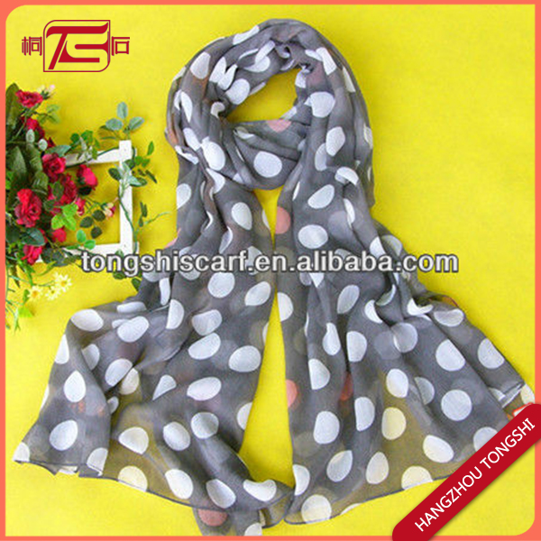 China wholesale 100 cotton voile scarf