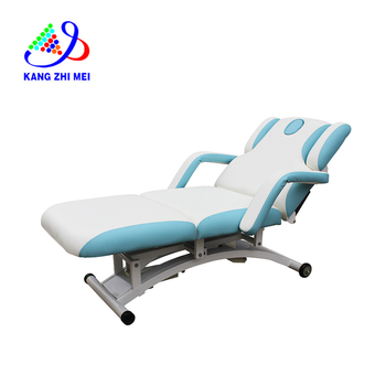 kankgmei newest medical  two motor electric massage chair electric massage table 8838