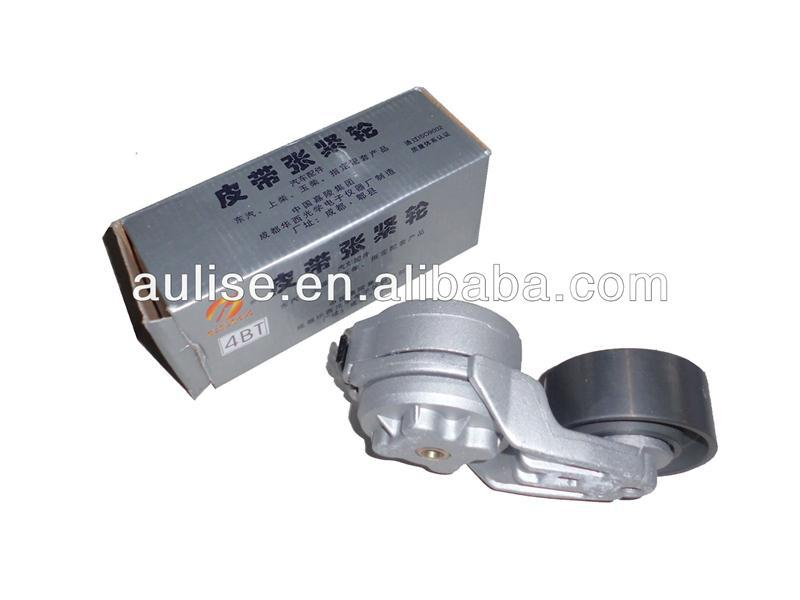 truck 4 cylinder diesel engine parts A3924026 A3914086 dongfeng belt tensioner