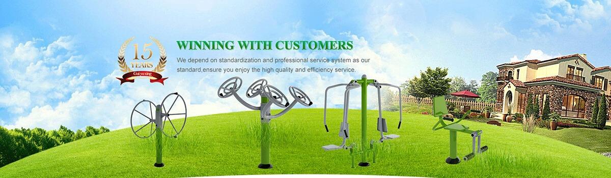1711dbf72 Sanhe City Guiyuxing Sporting Goods Co., Ltd. - Outdoor Fitness Equipment,  Park Banch