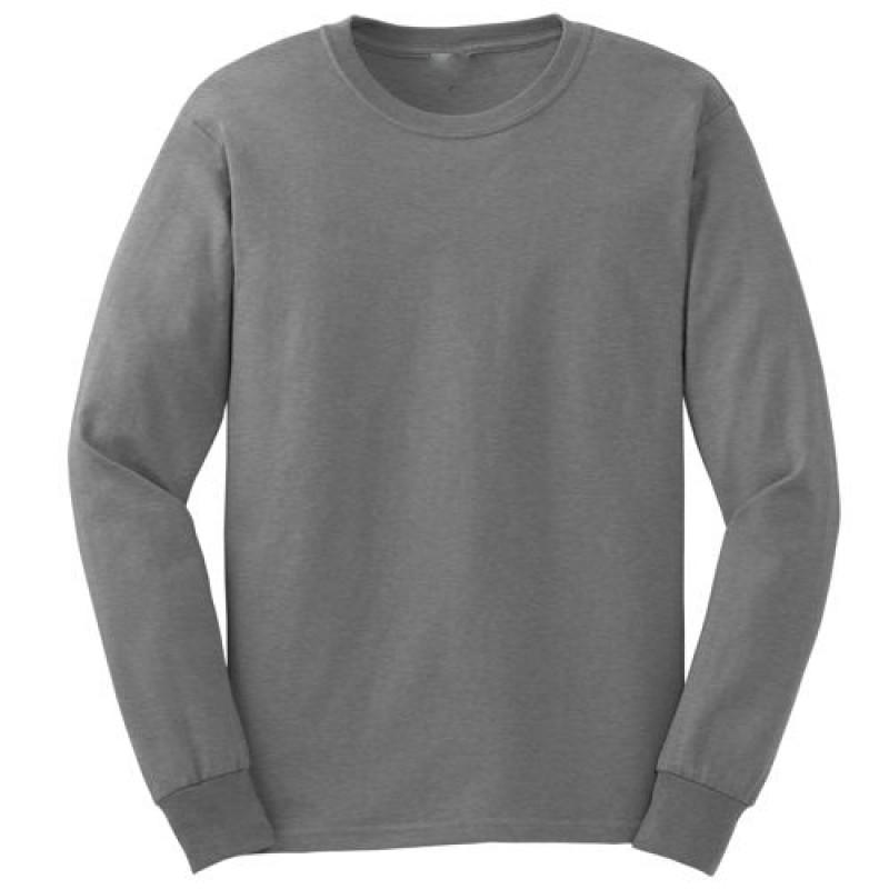 Custom Plain Long Sleeve T Shirt With Your Logo - Buy Plain Long ... 67a04e6ed63