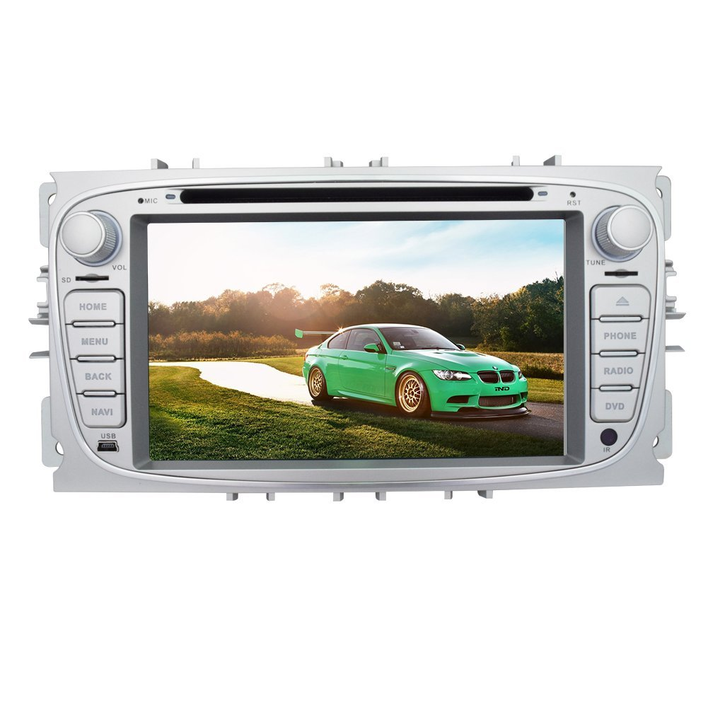 Get Quotations · Pure Android 4.4 Capacitive 3D GPS Radio Receiver Audio FM  AM Vehicle Stereo Car DVD Player d9c36247c8d2