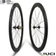 xiamen carbon race wheels 50mm deep super light carbon clincher wheelset carbon clincher wheels with novatec custom sticker