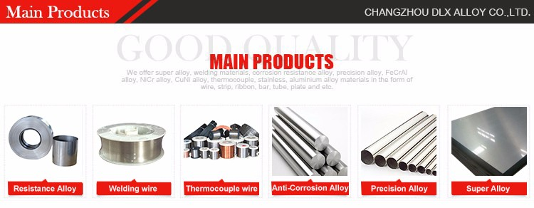 China Factory Direct Sell Nial 95/5 Alloy Wire Thermal Spray Wires
