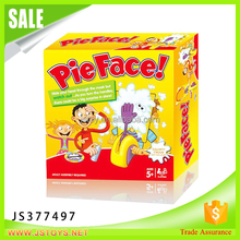 2016 new products plastic game toy pie pace on sale