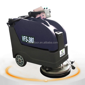 VFS-380 multi function floor tile Washing Cleaning Scrubber Machine