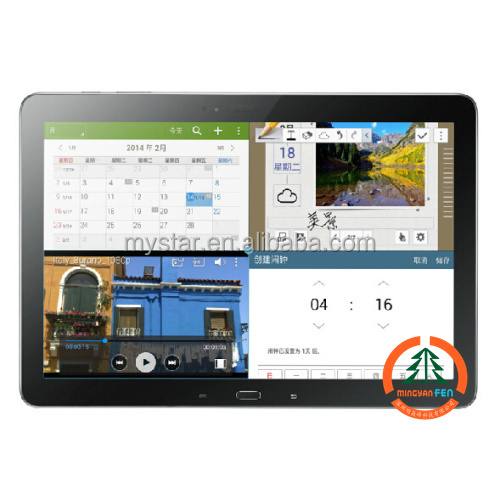 12.2 inch quad core Android tablet voor hd scherm android 4.4 os BT v4.0
