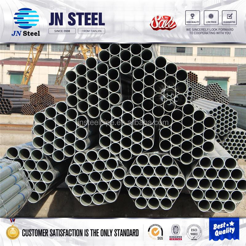 stainless steel seamless pipe ASTM A53 Gr.A welded steel pipe used wrought iron fencing